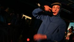 1Xtra's Soundclash - Devlin takes to the stage