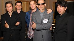 6 Music Live: Interpol Session Highlights