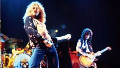 Led Zeppelin talk about In Through The Out Door and the death of John Bonham