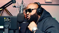 Westwood - Rick Ross Interview (Audio)
