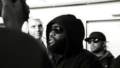 Westwood - Rick Ross Interview part 1