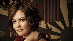 Sara Watkins sings for Gerry Kelly