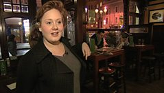 Sound of 2008 - Adele takes us to her local pub