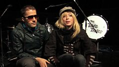 Sound of 2008 - The Ting Tings talk about their beginnings