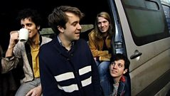 The Vaccines on tour