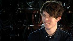 James Blake talks to Nick Grimshaw