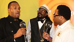 Assassin and Beenie Man with Robbo Ranx