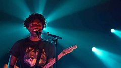 Kele Oreke talks about writing Bloc Party's third album