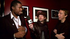 Flying Lotus and Thom Yorke talk to Gilles Peterson - Worldwide Awards 2011
