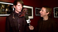 James Blake talks to Gilles Peterson - Worldwide Awards 2011