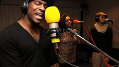 Interview: Skepta in the Live Lounge