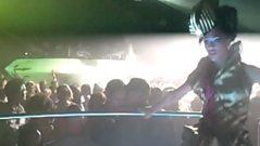 Phil Kieran plays the Cocoon Club, Frankfurt