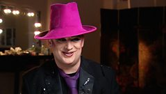 Boy George talks about Do You Really Want To Hurt Me?
