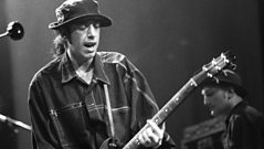 Mick Jones talks Big Audio Dynamite with Mark Radcliffe