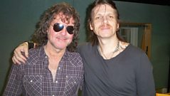 Thin Lizzy chat to Gerry Kelly