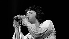 Jim Morrison of The Doors talks about the moods of his songs