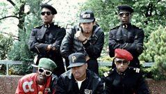 History of Hip Hop 1987 by Jaguar Skills