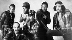 History of Hip Hop 1981 by Jaguar Skills