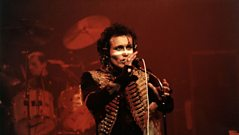 Adam Ant on doing his own stunts and songwriting