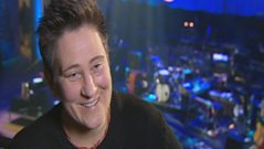 k.d. lang - Interview