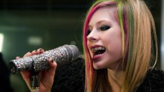 Interview: Avril Lavigne in the Live Lounge