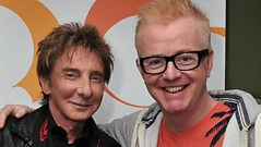 Barry Manilow on the Breakfast Show - hear the best bits!