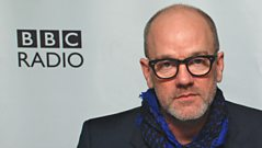 Michael Stipe talks to Dermot O' Leary