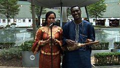 Bassekou Kouyate and Amy Sacko - Falani