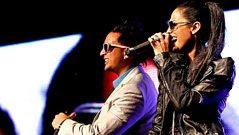 Nindy Kaur and Parichay at UK AMA