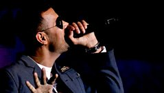Garry Sandhu performs 'Sahan To Pyariya' at UK AMA
