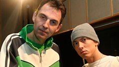 Eminem freestyle & Kon Artis (Mr. Porter) freestyle for Westwood