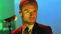 Ronan Keating on collaborating with Burt Bacharach