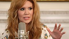 Alison Krauss talks to Simon Mayo