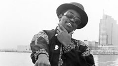 Fab 5 Freddy on the first DJs to mix records