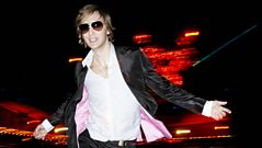 David Guetta calls from Ibiza