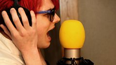 My Chemical Romance in the Live Lounge