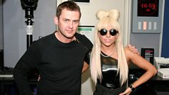 Scott's been asked to make the story of Lady Gaga