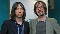 Jarvis Cocker talks to Bobby Gillespie