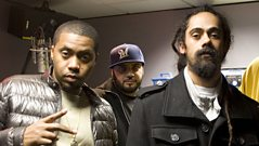 Nas and Damian Marley talk to Semtex