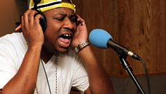 Interview: Gappy Ranks in the 1Xtra Live Lounge
