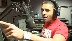Jay Sean sets Agent Bright a beatboxing task