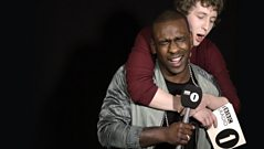 Skepta's Piggyback Chat with Matt Edmondson