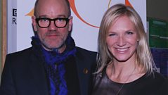 Jo Whiley chats to Michael Stipe
