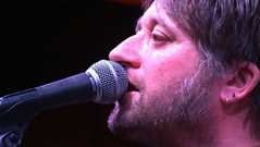 King Creosote & Kid Canaveral - No Way She Exists - live at SXSW