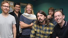 Foo Fighters In Conversation with Steve Lamacq
