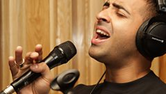 Jay Sean in the Live Lounge
