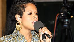 Kelis on touring and collabs