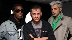 Mark Ronson and Spank Rock