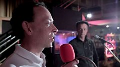 Steve Lamacq talks to The Severed Limb