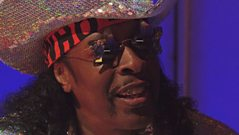 Bootsy Collins chats to Jools Holland